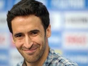 Raúl: Jugaría en el Arena con el Schalke y en el Bernabéu con el Real Madrid