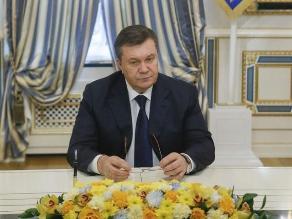 Parlamento ucraniano pide que Yanukóvich sea juzgado en La Haya