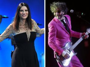 Laura Pausini y Fito Páez conquistaron Viña del Mar