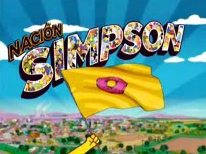 ¡Homero presidente! Los Simpson tendrán su propia nación