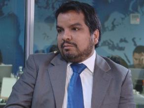 Julio Arbizu sobre caso Gagó: Tiene que investigarse