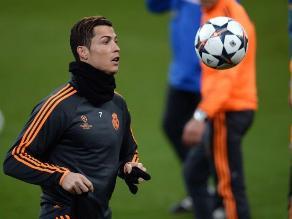 Champions League: Cristiano vuelve ante Schalke tras quince días sin jugar