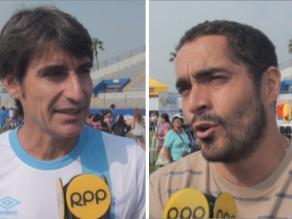Óscar Ibañez y Marko Ciurlizza envían mensaje de apoyo a Alex Rossi