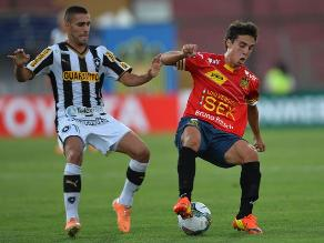 Unión Española empató 1-1 con Botafogo en Chile por la Libertadores