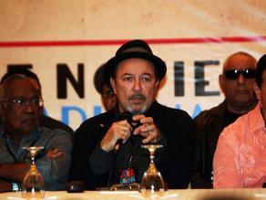 Rubén Blades lamenta muerte de Paco de Lucía