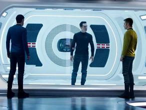 Star Trek: en la oscuridad va por el Óscar a mejores efectos especiales