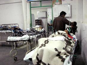 Denuncian muerte de paciente por falta de oxígeno en hospital de Juli