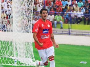 Juan Aurich venció 3-2 a León de Huánuco con un Hat-Trick de Pacheco