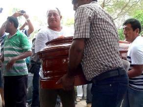 Llegan restos de cantante Edita Guerrero para ser velados en su vivienda