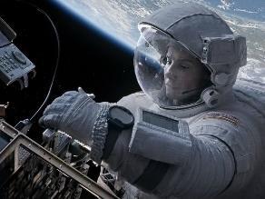 Gravedad se lleva un Óscar por mejores efectos visuales