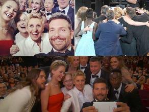 Todos los ángulos del selfie más famoso del mundo