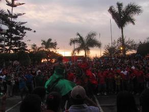 Lambayeque: miles gozaron con carnaval de Illimo 2014