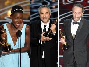 Euforia en México por ´noche histórica´ en los Óscar