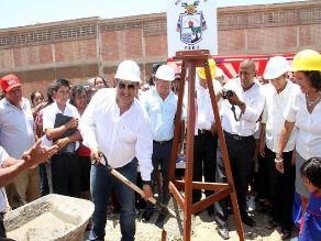Chiclayo: construirán nuevo local para colegio Fe y Alegría N° 28