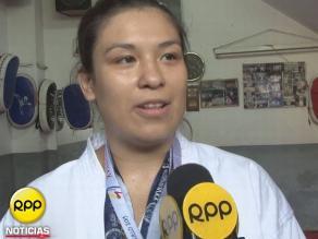 Isabel Aco cumplirá su sueño al ser la abanderada de Perú en los Odesur