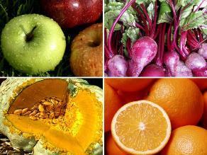 Frutas y verduras: partes que no comes y son buenos para la salud