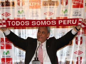 Manuel Burga y sus mentiras sobre el técnico de la selección peruana