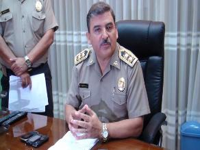 Chiclayo: General Aliaga dice que avala regreso de coronel Linares
