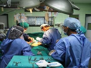 Chiclayo: Tras operación de 4 horas salvan a mamá con mal cardiaco