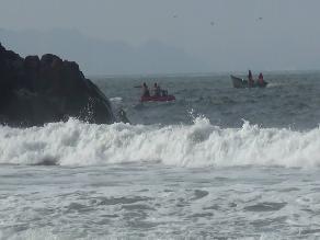 Chimbote: pescador muere luego de caer de un peñasco