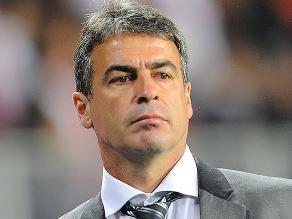 Pablo Bengoechea es el nuevo entrenador de la selección peruana