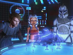 La serie animada de Star Wars llega a Netflix