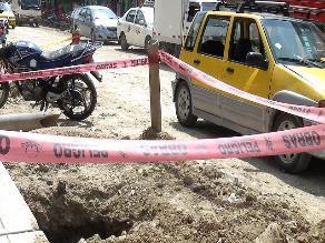 GR dispuesto a solucionar problema de saneamiento de Chiclayo