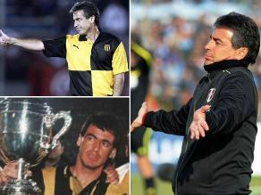 Pablo Bengoechea, ídolo de Peñarol y su ascenso como DT de Perú