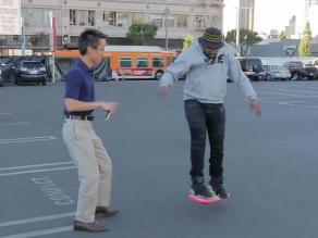 Difunden video de supuesta creación de skate de Volver al Futuro