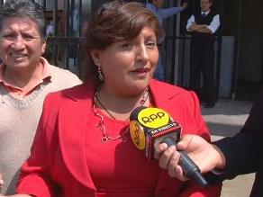 Ida Ávila asegura que hay más de mil comerciantes atrincherados