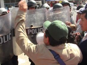 Andahuaylas: pobladores de Huancarama dan tregua durante paro