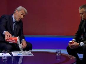 Presidente de Coca-Cola en aprietos por alto nivel de azúcar en gaseosa