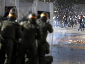 Caracas, una ciudad dividida en dos con una misma preocupación