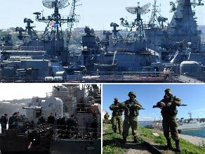 Ante inminente guerra: comparación de los ejércitos de Rusia y Ucrania