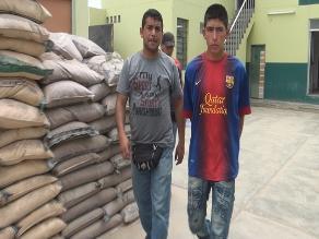 Chiclayo: detienen a soldado EP que negociaba armamento de guerra