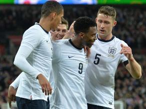 ¡Atento Bengoechea! Inglaterra venció 1-0 a Dinamarca en duelo amistoso