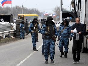 Prohíben a CNN seguir emitiendo desde su hotel en Crimea