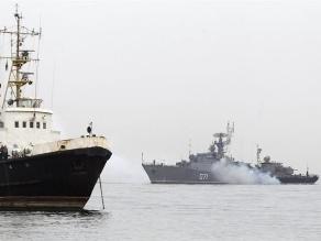 Destructor de EEUU llega el sábado a puerto rumano del Mar Negro