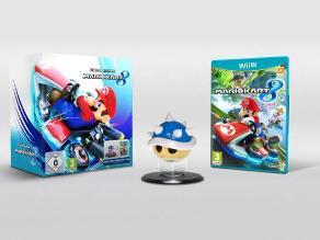 Mario Kart 8, revelada la edición limitada del videojuego para Wii U