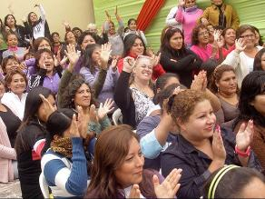 Celebran el día Internacional de la Mujer en el penal Santa Mónica