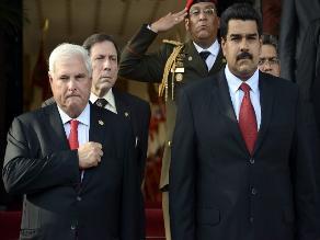 Martinelli se niega a disculparse con Gobierno venezolano como exige Maduro