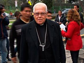 Monseñor Bambarén: el aborto es una pena de muerte a un ser indefenso