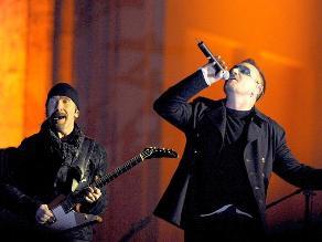 U2 retrasa lanzamiento de disco y gira para el 2015