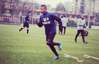 Andy Polo debuta en la filial del Inter de Milán