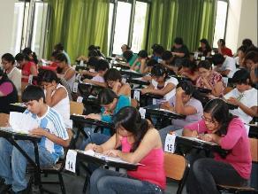 Más de 28 mil postulantes rinden examen de admisión a U. San Marcos