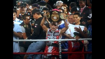 Alberto ´Chiquito´ Rossel sortea dura pelea y revalida título mundial AMB
