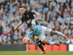 Manchester City es eliminado por Wigan de la Copa FA