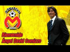 ¡Es oficial! Ángel Comizzo es presentado como entrenador de Morelia