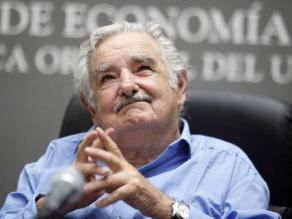 Mujica defiende legalización de la marihuana, aborto y matrimonio gay