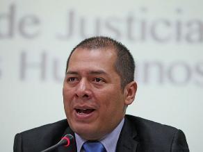 Procurador: Hay evidencias suficientes para levantar inmunidad de Gagó
